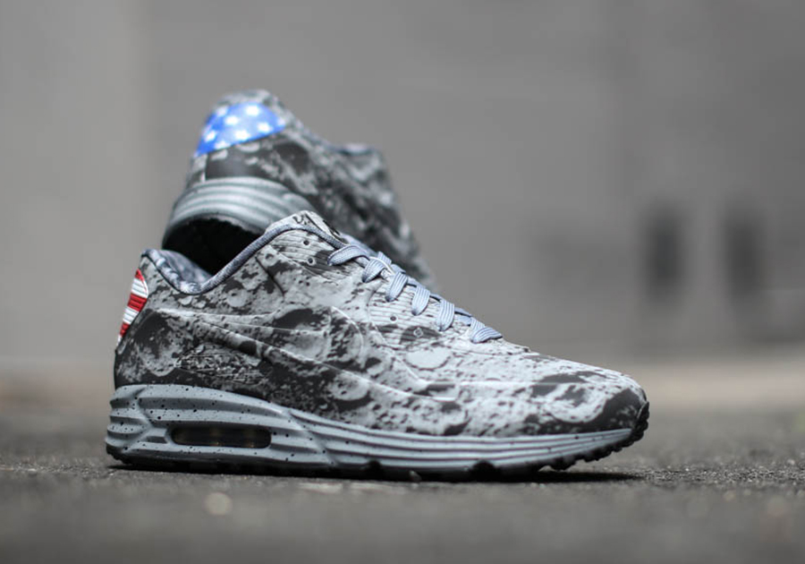Nike Moon Landing Shoes