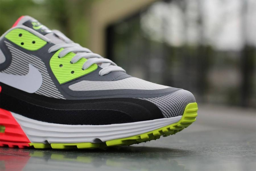 Nike Air Max Lunar90 WR InfraredVolt