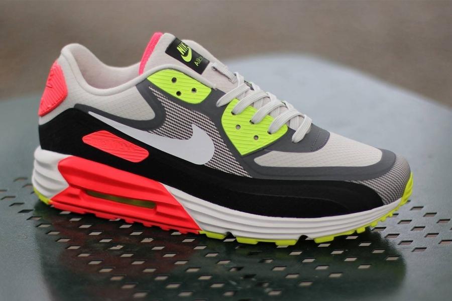 """Nike Air Max Lunar90 WR """"Infrared Volt"""""""
