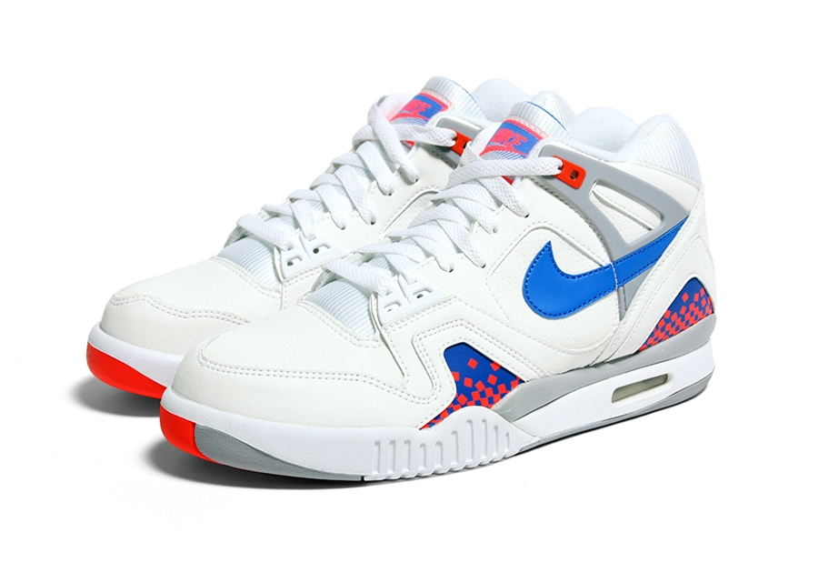 nike air tech challenge ii pixel court nikestore release date. Black Bedroom Furniture Sets. Home Design Ideas