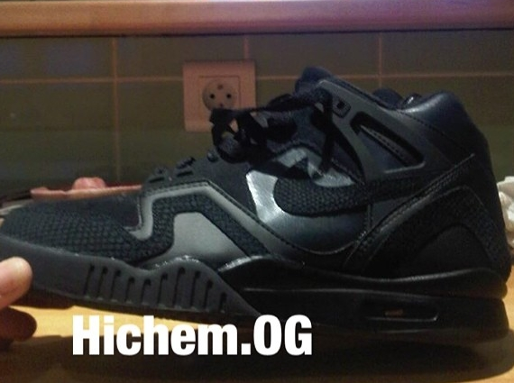 best service 7abfd 70aec good Nike Air Tech Challenge II quot Blackoutquot