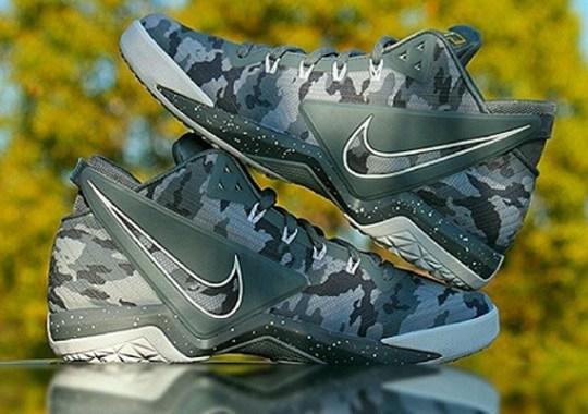 "Nike Zoom Field General ""Grey Camo"""