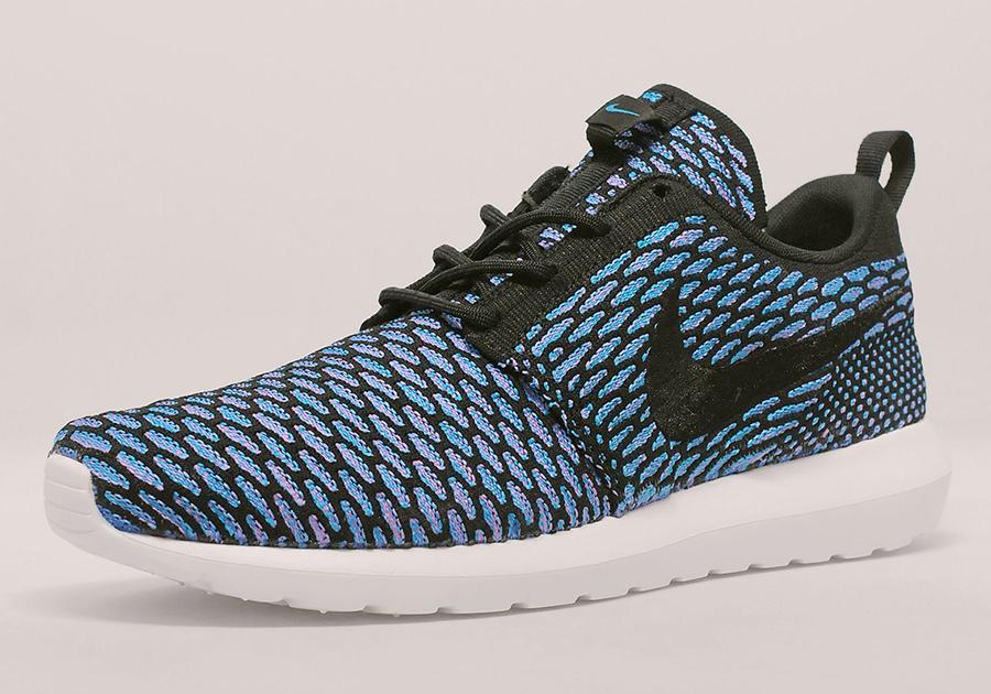 "nike shox examen tb élite - Nike Flyknit Roshe Run ""Neo Turquoise"" - SneakerNews.com"