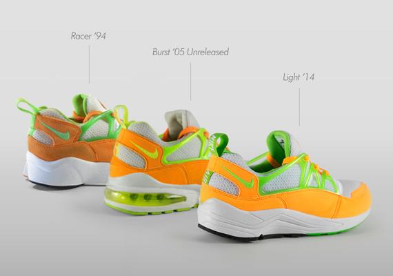 f368de35e9c1 A Timeline of the Nike Air Huarache Light
