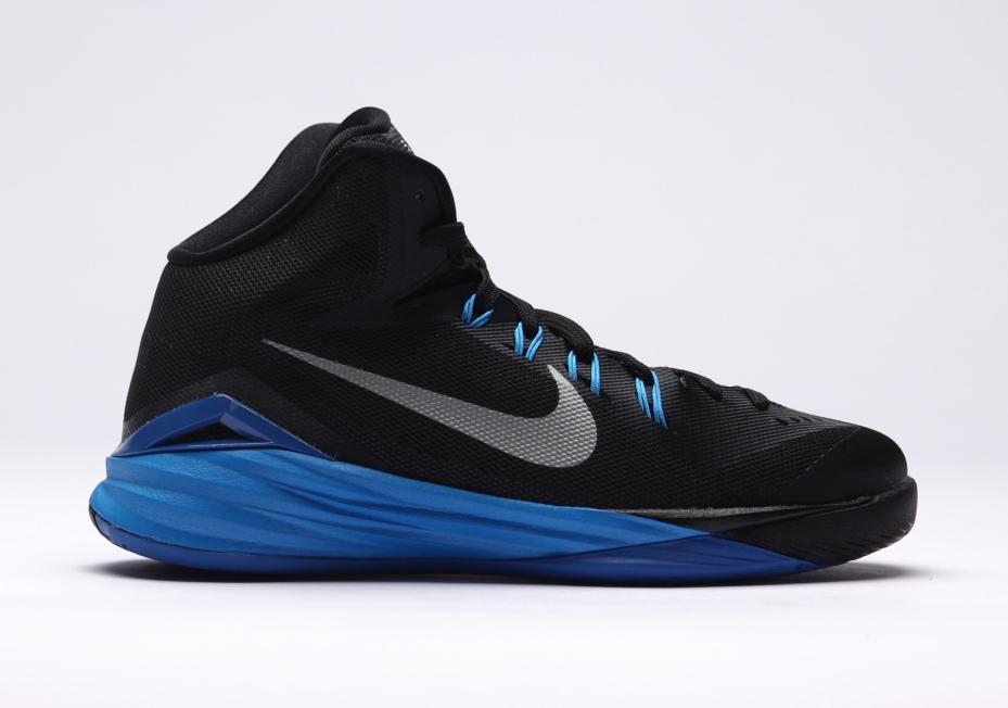 2430ea8af2eb Nike Hyperdunk 2014 - Black - Blue - Silver - SneakerNews.com