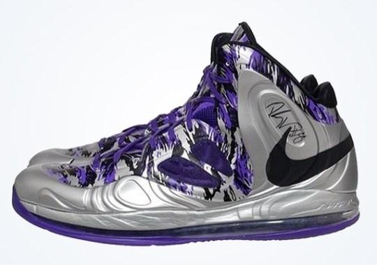 "Nike Hyperposite ""Sacramento Kings"" Rudy Gay PE on eBay"