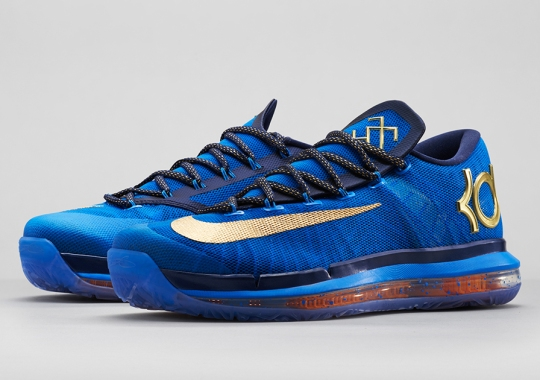 "Nike KD 6 Elite ""Supremacy"" – Foot Locker Release Info"