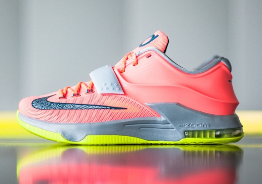 "Nike KD 7 ""35k Degrees"" – Release Reminder"