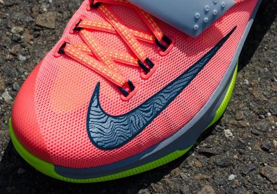 "Nike KD 7 ""35k Degrees"" – Arriving at Retailers"