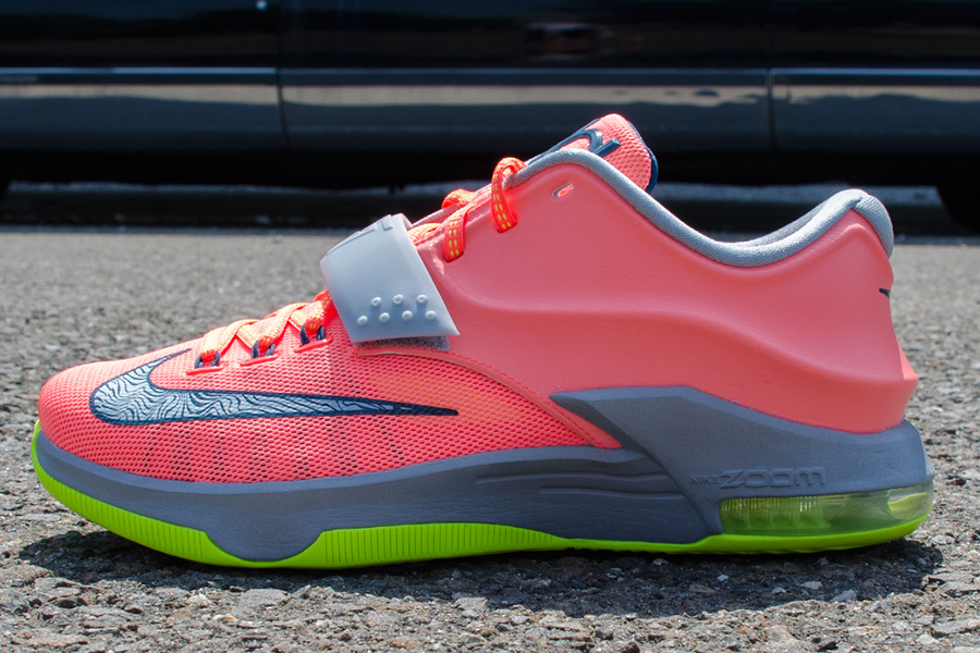 finest selection 80d64 ec7cb ... inexpensive nike kd 7 35k degrees arriving at retailers sneakernews  1069c b9ef4