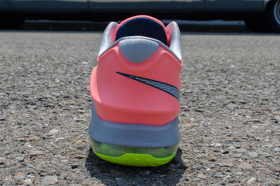"""Kd 7 35k Degrees On Feet Nike KD 7 """"35k De..."""