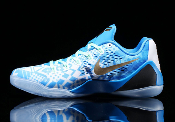 4b22f016859c Nike Kobe 9 EM Color  Hyper Cobalt White-Photo Blue-Action Red Style Code   646701-414. Release Date  July 25