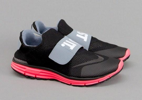 Nike Lunarfly 306 – Black – Magnet Grey – Hyper Punch