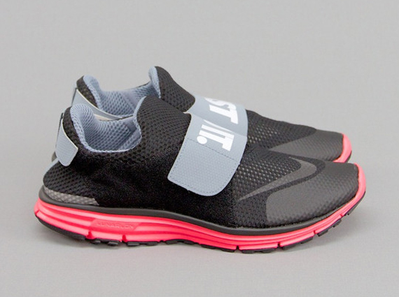 3d1eab50fd4 Nike Lunarfly 306. Color  Black Magnet Grey-Hyper Punch Style Code   644395-002