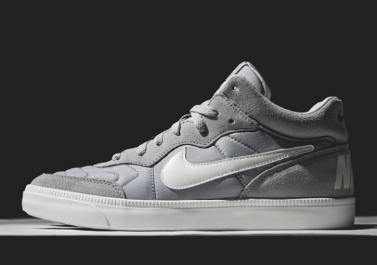 "Nike NSW Tiempo Trainer Mid ""Wolf Grey"""