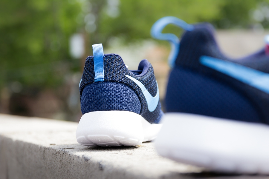 ejwwhd Nike Roshe Run Junior Navy/Blue prof-removals.co.uk