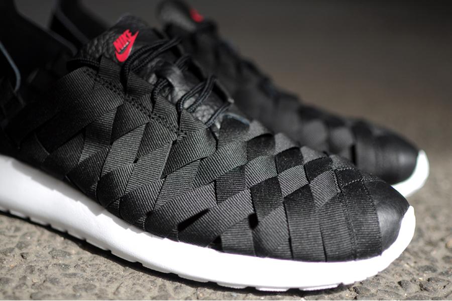 Wmns Nike Roshe Corren Tejida - Blanco - - Negro Magellanica Fucsia 0MTdaThE