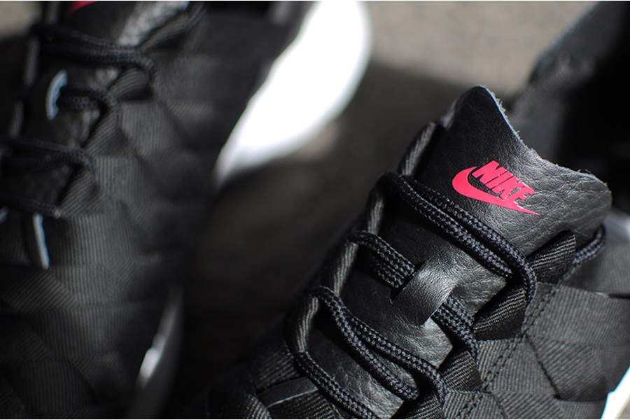 Nike Run Roshe Tejida Transversal Detallada Blanco Gris dnDxE