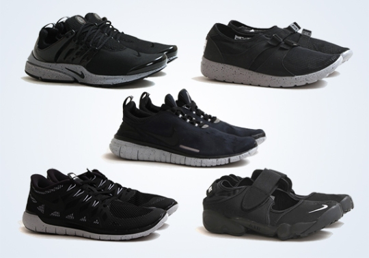 Nike Running Genealogy Pack – Release Date