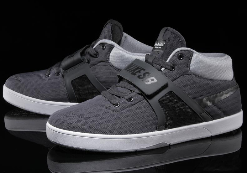 Nike SB Eric Koston Mid R&R - Anthracite - Wolf Grey - SneakerNews.com