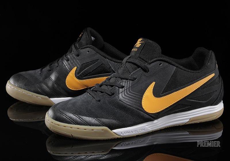 low priced 0d510 3b027 Nike SB Lunar Gato – Black – University Gold – Gum