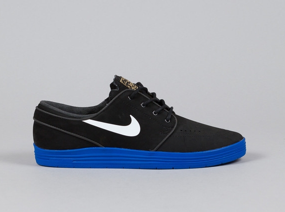Nike Lunar Stefan Janoski Azul Negro RiPxu0KHSf