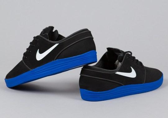 Nike SB Lunar Stefan Janoski – Black – Game Royal
