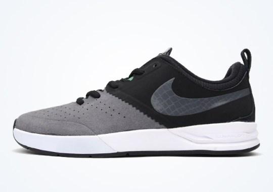 Nike SB Project BA – Black – Dark Grey – Crystal Mint
