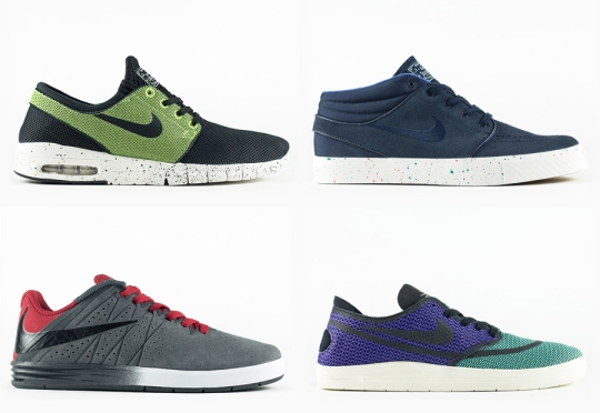 Nike SB July/August 2014 Preview