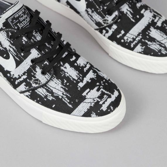 Nike Sb Stefan Janoski Negro Prima De Marfil HXYiNg