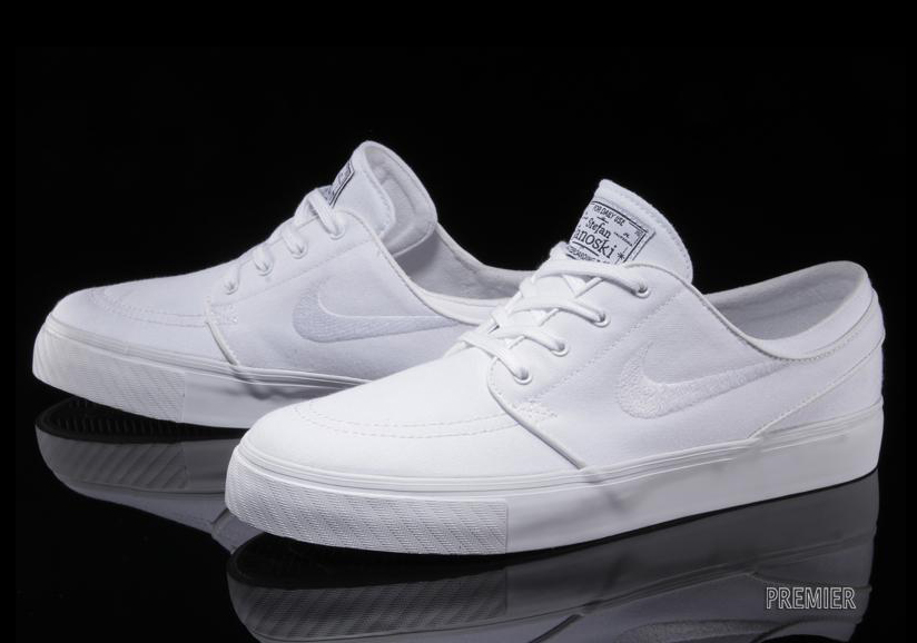 nike sb shoes white