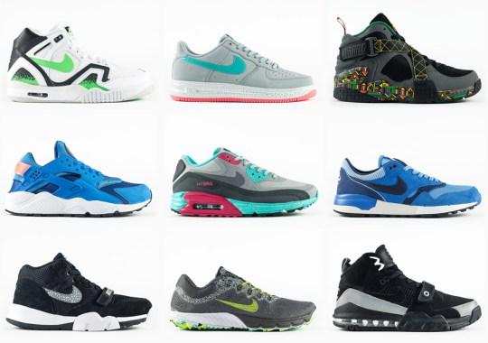 Nike Sportswear July/August 2014 Preview