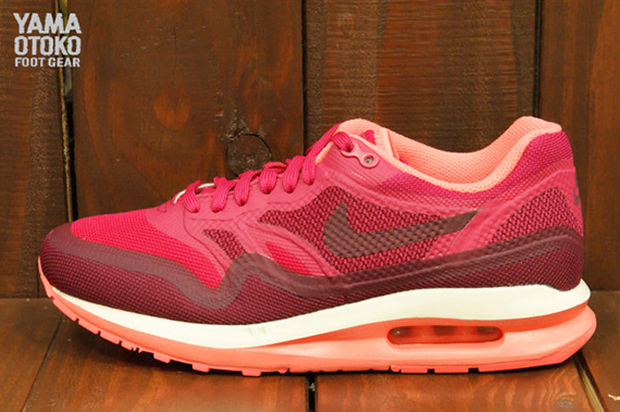 best loved b3915 00962 Nike WMNS Air Max Lunar 1. Color  Fuschia Force Light Magnet Grey-Bright  Mango Style Code  654937-600