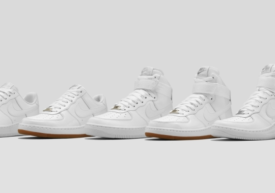 Nike Sportswear Women's Air Force 1 Collection