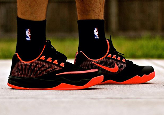 Nike Zoom Run The One James Harden Black Orange