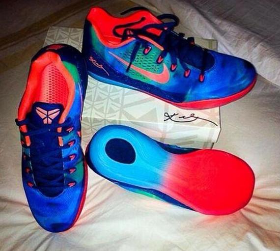 separation shoes 6dffe 09d90 Nike Kobe 9 EM