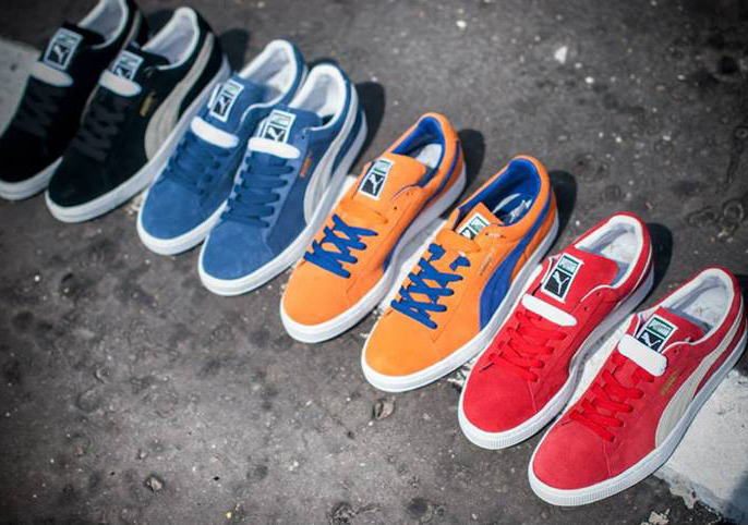 Puma Suede Classic - July 2014 Releases