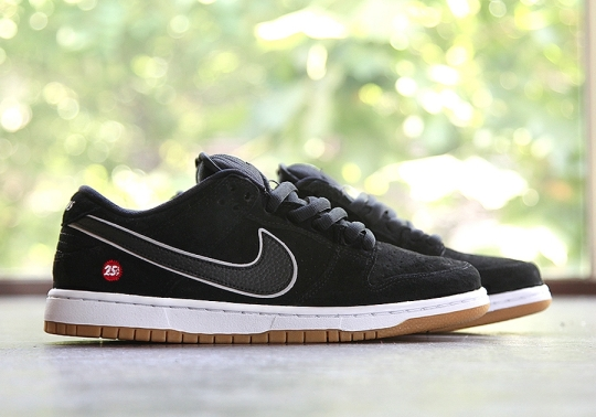 Quartersnacks x Nike SB Dunk Low – Releasing in Asia