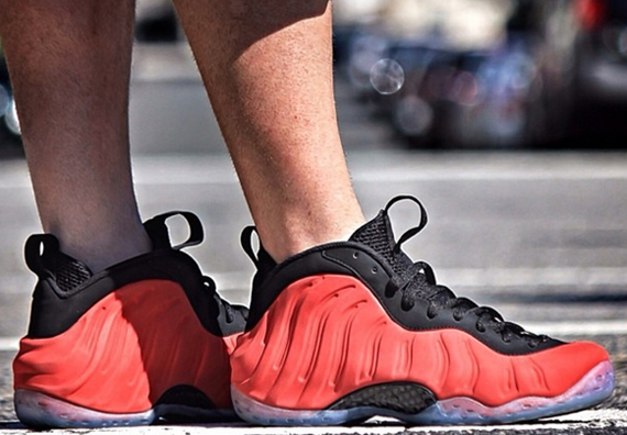 cheaper dff29 56740 Quite a bit more contested is the possible release of the Red Suede  Foamposites shown ...