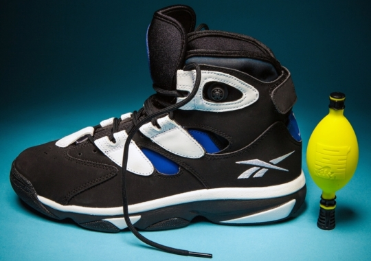 Reebok Brings Back the Shaq Attaq IV