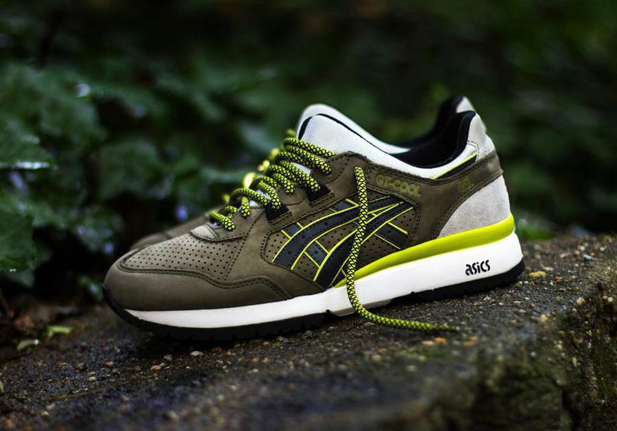 ASICS tiger asics Tiger gel light sneakers GEL LYTE MT H8J1L 0505 men beige [126 Shinnyu load]