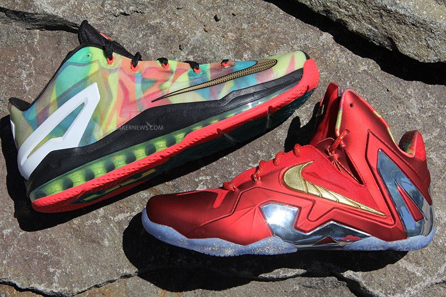 A Detailed Look at the Unreleased Nike LeBron 11 ...