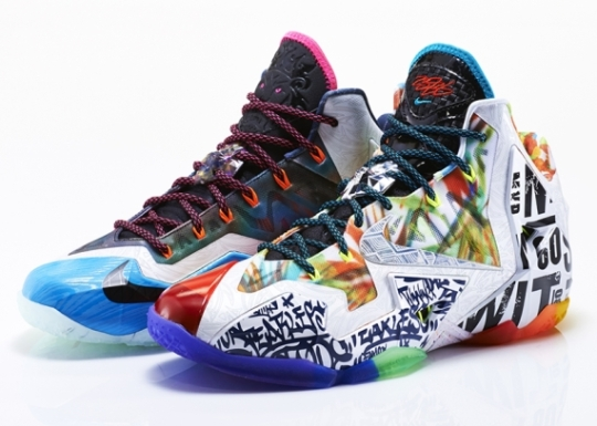 Nike What the LeBron 11 – Release Date