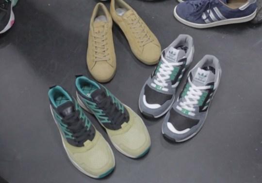 """adidas Originals Presents """"EQT: The Best of adidas – Part 1"""""""