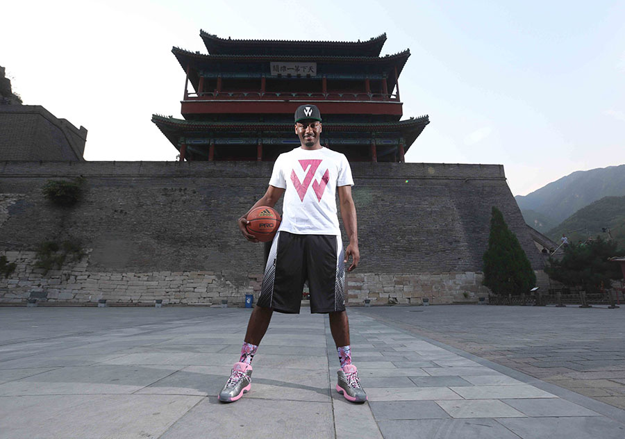 adidas and John Wall quot Take on Summerquot Asia Tour