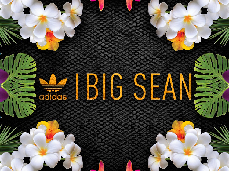 adidas Originals Teases Upcoming Collaboration with Big Sean