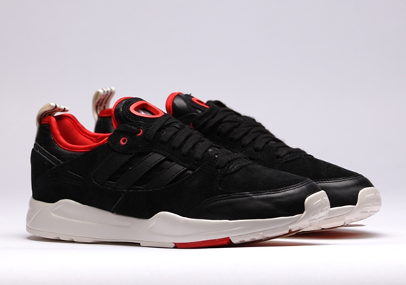 adidas tech super 2.0 black red