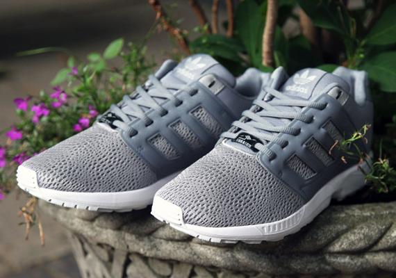 09779c1f74c49 adidas Originals ZX Flux 2.0 - Onix - Tech Grey - SneakerNews.com