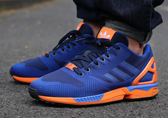 amazing selection low priced super quality adidas Originals ZX Flux Weave