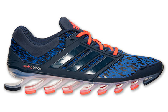 huge discount e4a3c a047c adidas Springblade Uncaged - Available - SneakerNews.com